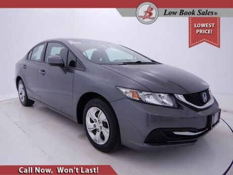 2013_Honda_CIVIC_LX_ Salt Lake City UT