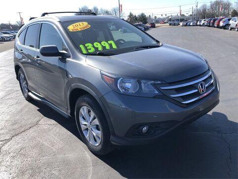 2013_Honda_CR-V_AWD EX-L_ Evansville IN