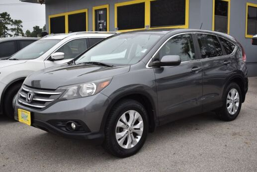 2013 Honda CR-V EX 2WD 5-Speed AT Houston TX