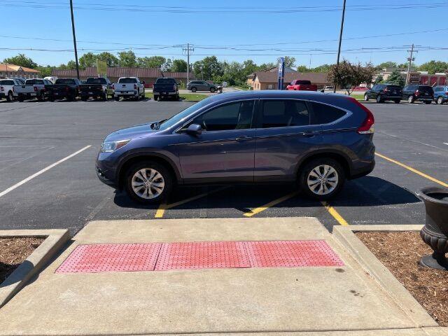 2013 Honda CR-V EX 4WD 5-Speed AT Jacksonville IL