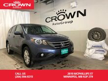 2013_Honda_CR-V_EX *FINAL CLEARANCE*_ Winnipeg MB