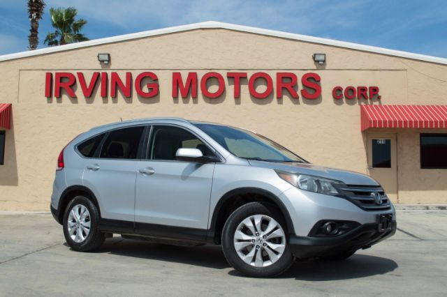 2013_Honda_CR-V_EX-L 2WD 5-Speed AT_ San Antonio TX