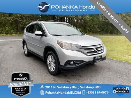 2013_Honda_CR-V_EX-L AWD ** Certified 6 Month / 6,000 **_ Salisbury MD