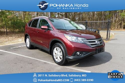 2013_Honda_CR-V_EX-L AWD ** SUNROOF & LEATHER ** ONE OWNER **_ Salisbury MD