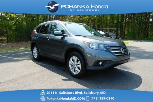 2013_Honda_CR-V_EX-L AWD ** SUNROOF & REAR VIEW CAMERA ** 1 OWNER **_ Salisbury MD