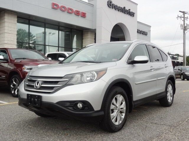 2013 Honda CR-V EX-L Chesapeake VA