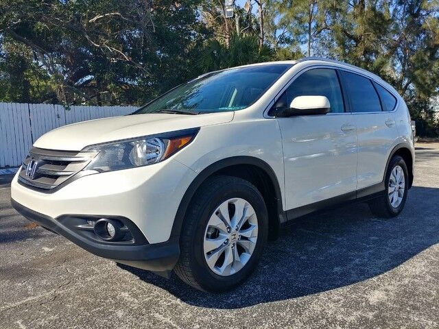 2013_Honda_CR-V_EX-L_ Fort Myers FL