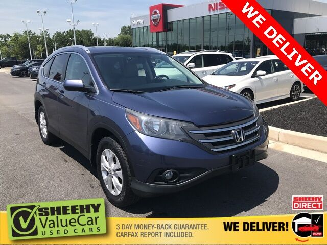 2013 Honda CR-V EX-L White Marsh MD