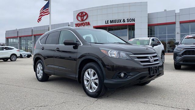 2013 Honda CR-V EX-L Green Bay WI