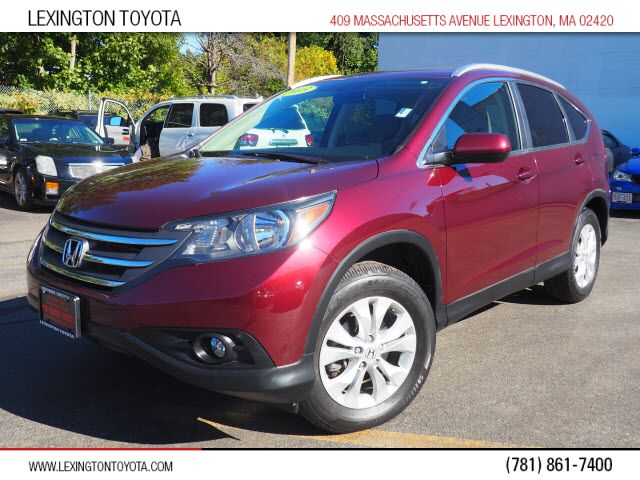 2013 Honda CR-V EX-L Lexington MA