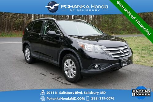 2013_Honda_CR-V_EX-L W / Sunroof ** Guaranteed Financing**_ Salisbury MD