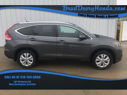 2013_Honda_CR-V_EX-L_ West Burlington IA