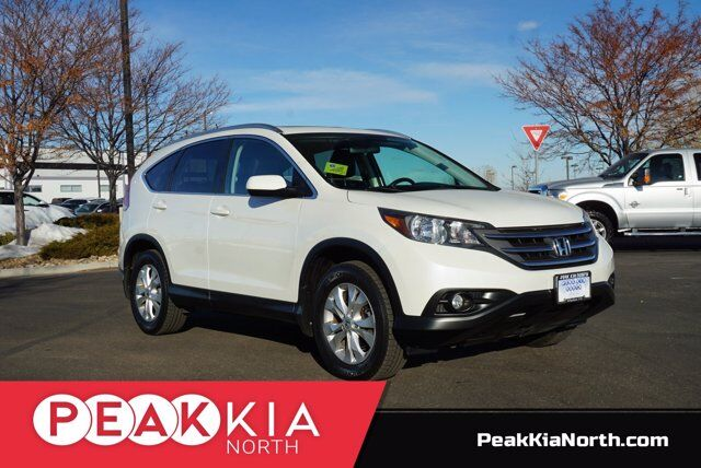 2013 Honda CR-V EX-L Windsor CO