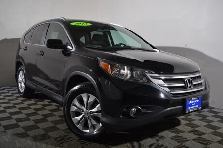 2013 Honda CR-V EX-L With Naviagation Seattle WA