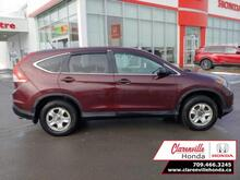 2013_Honda_CR-V_LX - AWD   - Hitch -  AWD - w. Winter Tires/Rims_ Clarenville NL