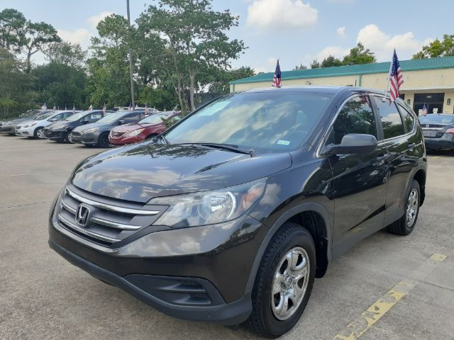 2013 Honda CR-V LX 2WD 5-Speed AT Houston TX