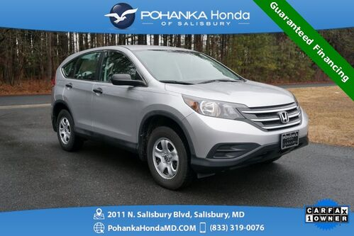 2013_Honda_CR-V_LX AWD ** GUARANTEED FINANCING ** ONE OWNER **_ Salisbury MD