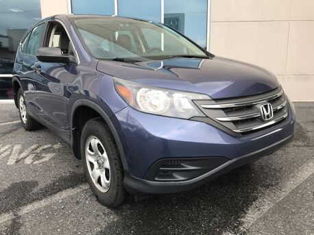 2013_Honda_CR-V_LX AWD ** LOW MILES ** ONE OWNER **_ Salisbury MD