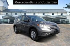 2013_Honda_CR-V_LX_ Cutler Bay FL