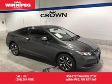 2013_Honda_Civic Coupe_LX_ Winnipeg MB