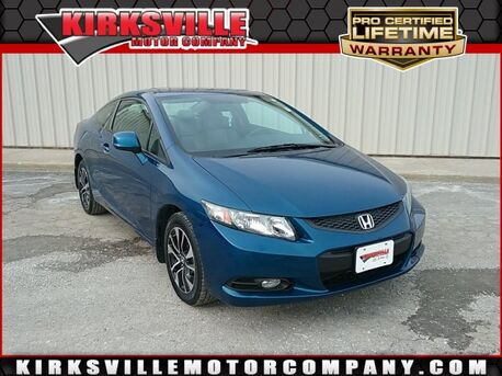 2013_Honda_Civic Cpe_2dr Auto EX_ Kirksville MO