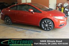 2013_Honda_Civic Cpe_Si_ Fort Wayne Auburn and Kendallville IN