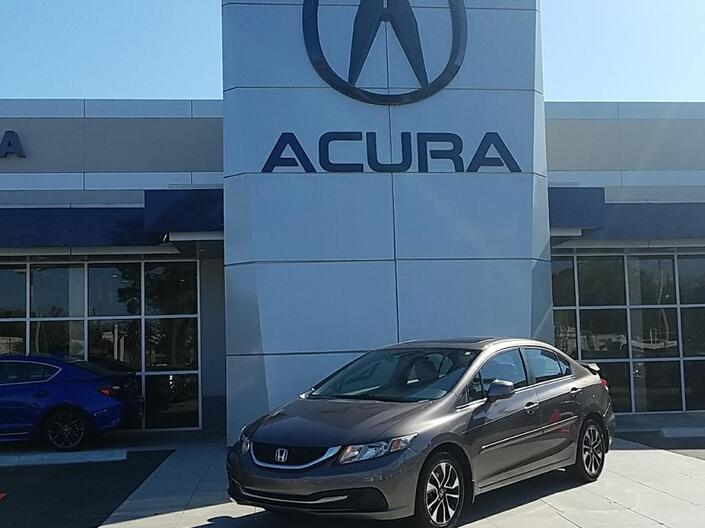 2013 Honda Civic EX Columbia SC