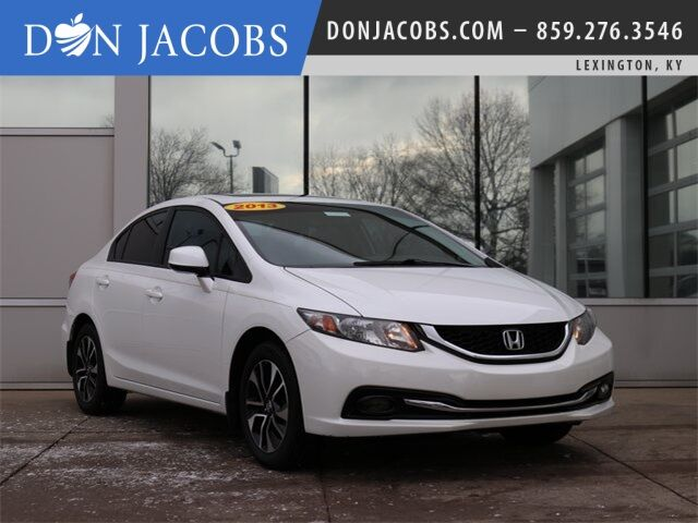 2013 Honda Civic EX-L Lexington KY