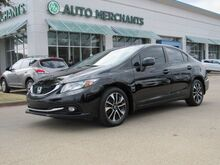 2013_Honda_Civic_EX-L Sedan 5-Speed AT*HEATED FRONT SEATS,SUNROOF,NAVIGATION SYSTEM,BACKUP CAM,BLUETOOTH,POWER OUTLET_ Plano TX