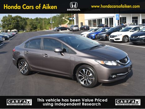 2013_Honda_Civic_EX-L_ Aiken SC