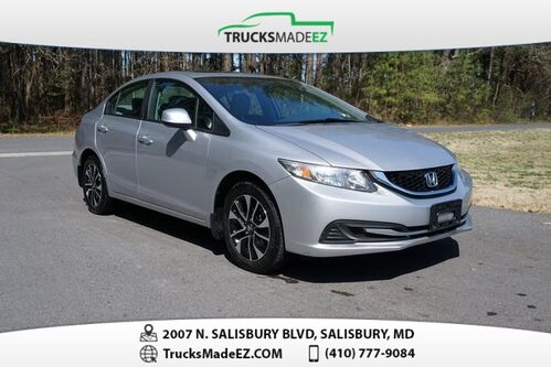 2013_Honda_Civic_EX_ Salisbury MD