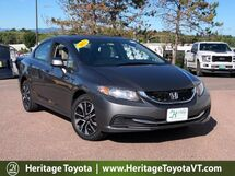 2013 Honda Civic EX South Burlington VT