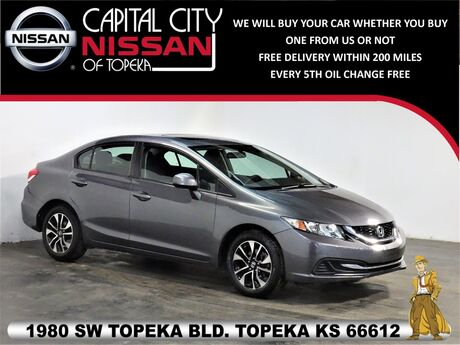 2013 Honda Civic EX Topeka KS