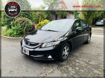2013_Honda_Civic Hybrid_Hybrid Sedan w/ Navigation_ Arlington VA