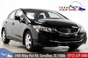 2013_Honda_Civic_LX AUTOMATIC REAR CAMERA CRUISE CONTROL AUTO HEADLIGHTS_ Carrollton TX