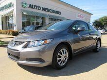 2013_Honda_Civic_LX Coupe 5-Speed AT_ Plano TX