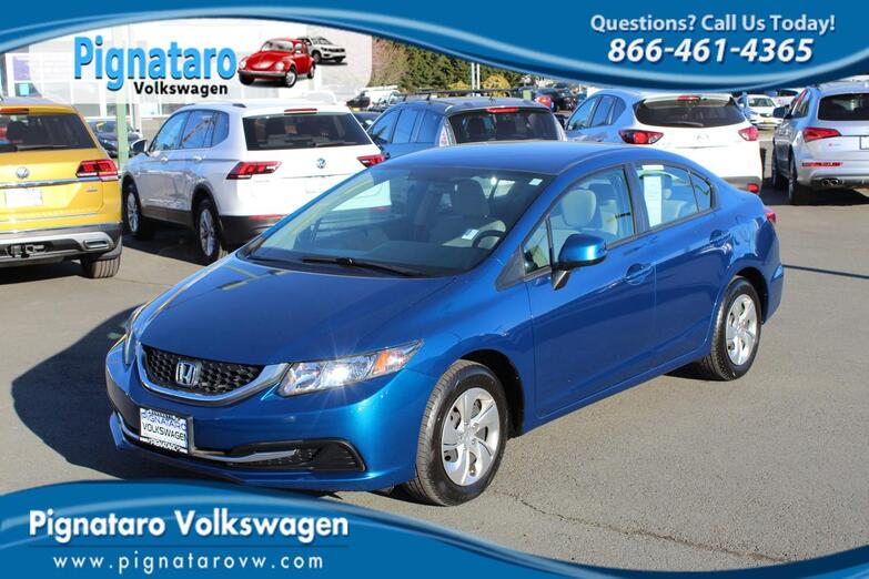 2013 Honda Civic LX Everett WA