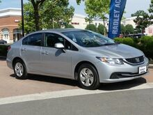 2013_Honda_Civic_LX_ Falls Church VA