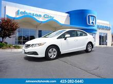 2013_Honda_Civic_LX_ Johnson City TN