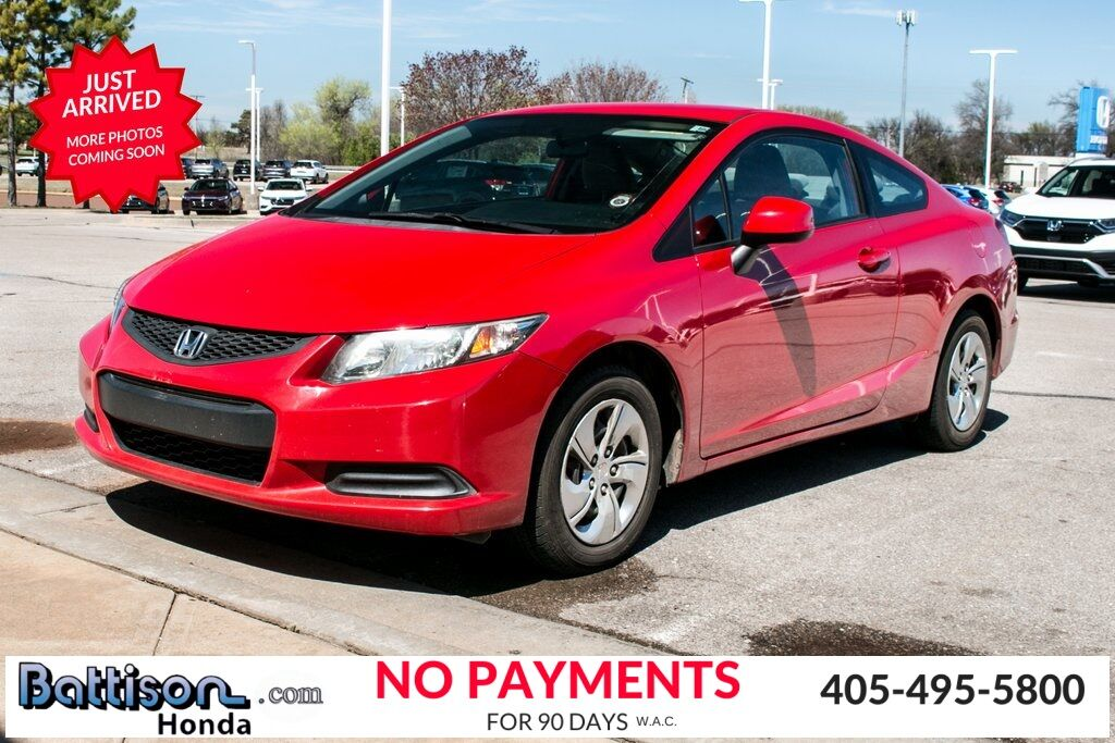2013_Honda_Civic_LX_ Oklahoma City OK