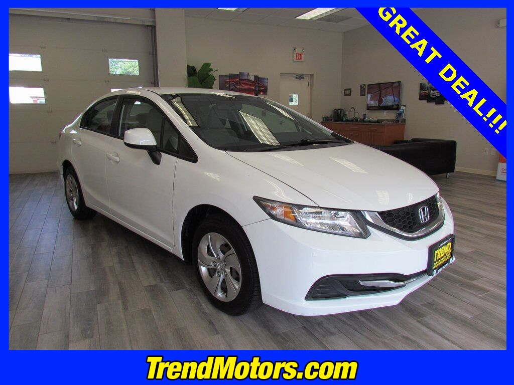 2013 Honda Civic LX Rockaway NJ