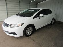 2013_Honda_Civic_LX Sedan 5-Speed AT_ Dallas TX