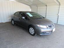 2013_Honda_Civic_LX Sedan 5-Speed AT_ Dallas TX