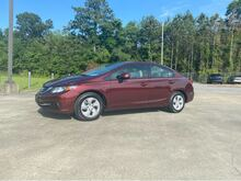 2013_Honda_Civic_LX Sedan 5-Speed AT_ Hattiesburg MS