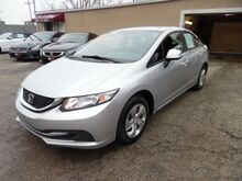 2013_Honda_Civic_LX Sedan 5-Speed AT_ St. Joseph KS