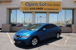 2013_Honda_Civic_LX Sedan 5-Speed AT_ Las Vegas NV