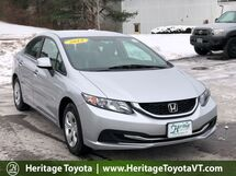 2013 Honda Civic LX South Burlington VT