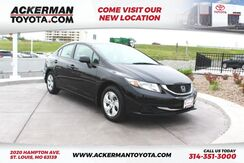 2013_Honda_Civic_LX_ St. Louis MO