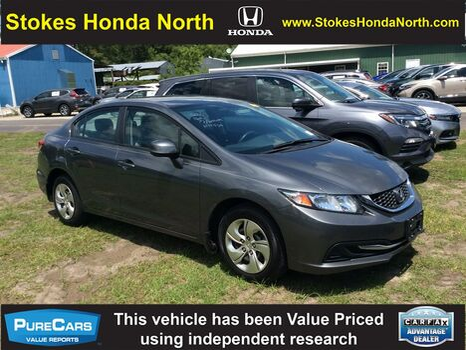 2013_Honda_Civic_LX_ Aiken SC