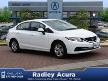 2013_Honda_Civic_LX_ Northern VA DC